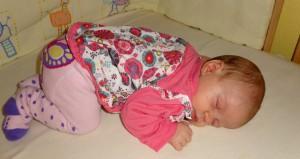 baba alvás