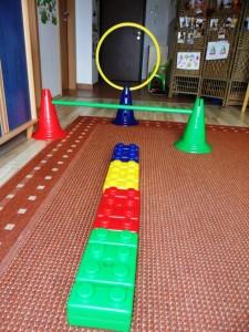 egyensúlyészlelés fejlesztése